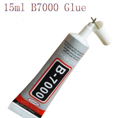 Universalūs klijai B7000 15ml (tinka telefonų rėmelių klijavimui)