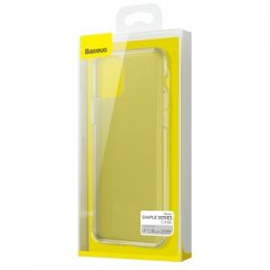 Dėklas  Baseus Safety Airbags with strong corners  Apple iPhone 11 Pro Max skaidrus