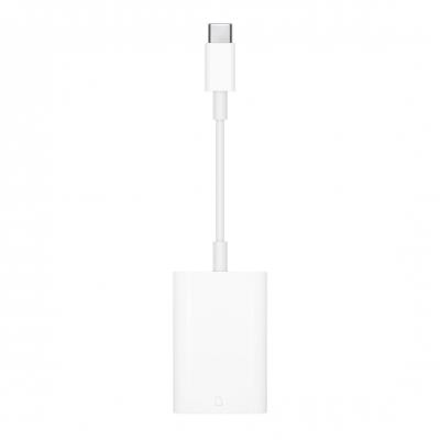 Adapteris Apple iš USB-C (Type-C) į SD Card Reader (A2082) originalus (used Grade A) pakuotėje