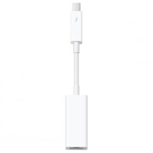 Adapteris Apple iš Thunderbolt į Gigabit Ethernet (LAN) (A1433) originalus (used Grade A) pakuotėje