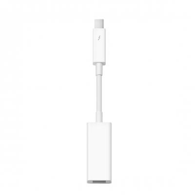 Adapteris Apple iš Thunderbolt į FireWire (A1463) originalus (used Grade A) pakuotėje