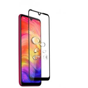 LCD apsauginis stikliukas  5D Full Glue  Xiaomi Mi 10 5G / Xiaomi Mi 10 Pro 5G lenktas juodas 0.18mm be įpakavimo