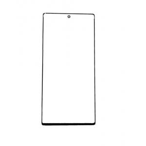 LCD stikliukas Samsung N970 Note 10 juodas ORG