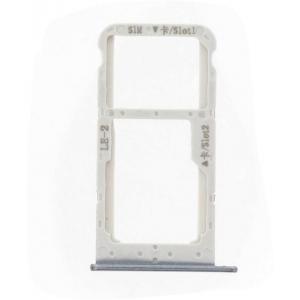 SIM kortelės laikiklis Huawei Honor 9 Lite pilkas originalus (service pack)