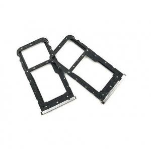 SIM kortelės laikiklis Huawei MediaPad M3 Lite 10.0 pilkas originalus (service pack)