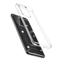 Dėklas BASEUS Simple Series TPU Samsung G988 S20 Ultra skaidrus