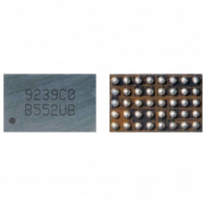 Mikroschema IC ISL9239HI / ISL9239HICOZ-TS2378 / 9239C0 BGA