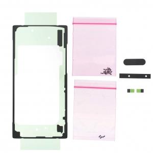 Lipdukų komplektas galiniam dangteliui Samsung N975F Note 10+ originalus (service pack)
