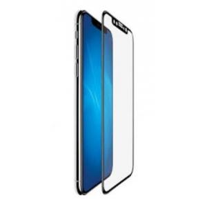 LCD apsauginis stikliukas  3D Antishock Full Glue  Apple iPhone 7 / 8 juodas be įpakavimo