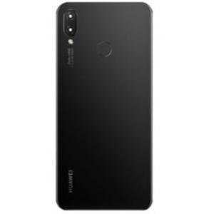 Galinis dangtelis Huawei P Smart Plus juodas originalus (used Grade B)