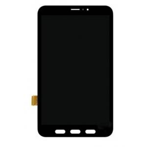 Ekranas Samsung T395 Tab Active 2 LTE su lietimui jautriu stikliuku juodas HQ