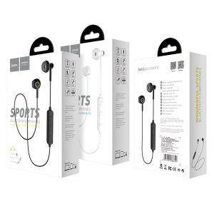 Bluetooth ausinės HOCO ES21 Wonderful sports juodos