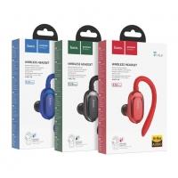 Belaidė laisvų rankų įranga HOCO E26 Plus Encourage raudona