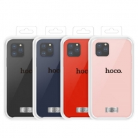 Dėklas  Hoco Pure Series  Apple iPhone 11 mėlynas
