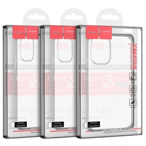 Dėklas HOCO Light Series TPU Samsung G988 S20 Ultra skaidrus