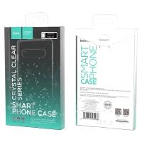 Dėklas HOCO  Crystal Clear Series TPU  Samsung G973 S10 skaidrus