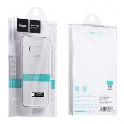 Dėklas  Hoco Light Series TPU  Samsung N970F Note10 skaidrus