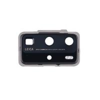 Huawei P40 Pro kameros stikliukas juodas ORG