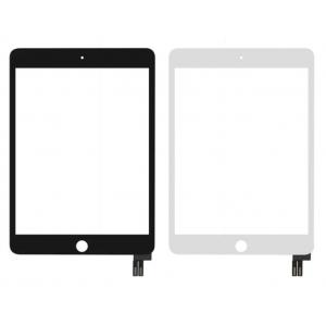 Lietimui jautrus stikliukas iPad mini 2019 (mini 5 / A2133 / A2124 / A2125 / A2126) juodas HQ