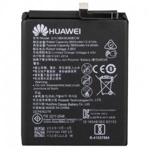 Akumuliatorius originalus Huawei P30 3650mAh HB436380ECW (service pack)