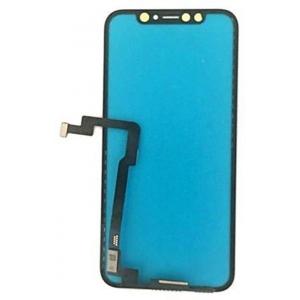 Lietimui jautrus stikliukas iPhone X (long flex, original IC)