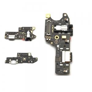 Lanksčioji jungtis Xiaomi Redmi 9 įkrovimo kontakto su mikrofonu HQ