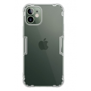 Dėklas Nillkin Nature TPU Ultra Slim Apple iPhone 12 Mini skaidrus