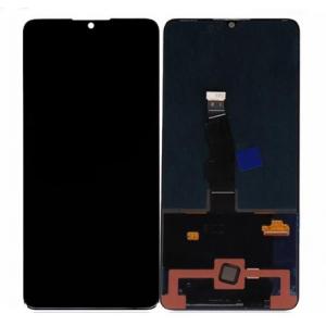 Ekranas Huawei P30 su lietimui jautriu stikliuku juodas (TFT version) HQ