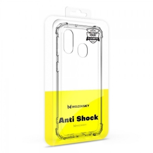 Dėklas Wozinsky Anti Shock Apple iPhone 12 Mini skaidrus