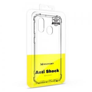 Dėklas Wozinsky Anti Shock Apple iPhone 12 Pro Max skaidrus