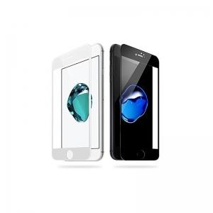 LCD apsauginis stikliukas  5D Full Glue  Apple iPhone 12 / 12 Pro lenktas juodas be įpakavimo