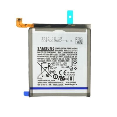 Akumuliatorius originalus Samsung G988F S20 Ultra 5000mAh EB-BG988ABY (service pack)