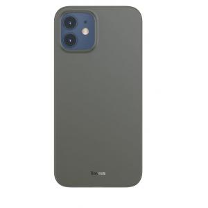 Dėklas Baseus Wing Ultrathin Apple iPhone 12 / iPhone 12 Pro Mini juodas