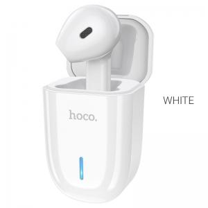 Bluetooth ausinės HOCO E55 Flicker baltos