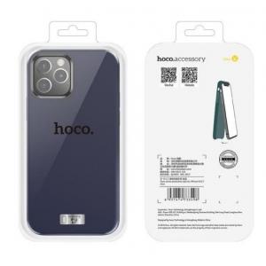 Dėklas  Hoco Pure Series  Apple iPhone 12 Pro Max mėlynas