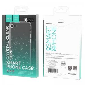 Dėklas HOCO Crystal Clear TPU Apple iPhone 7 / 8 / SE 2020 skaidrus