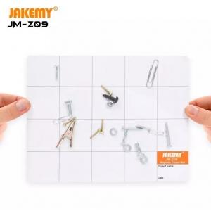 Universalus magnetinis kilimėlis telefono ardymui Jakemy JM-Z09 26x23cm