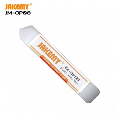 Metalinis įrankis telefonų ardymui (dvigubas, platus, lankstus) Jakemy JM-OP08