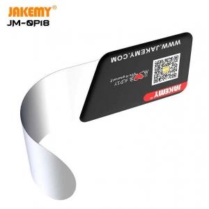 Metalinis įrankis telefonų ardymui (platus, lankstus) Jakemy JM-OP18