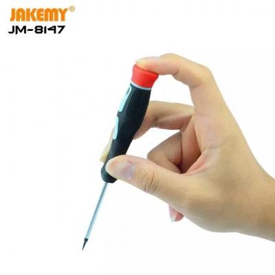 Atsuktuvas kryžminis (+) 1.5mm Jakemy JM-8147