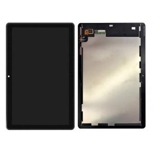 Ekranas Huawei MediaPad T3 10 su lietimui jautriu stikliuku juodas (no logo) HQ