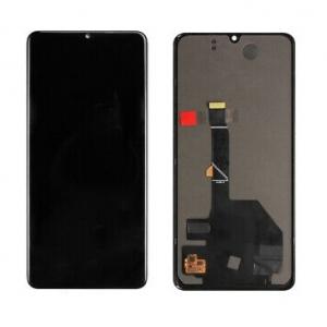 Ekranas Huawei P30 Pro su lietimui jautriu stikliuku juodas (TFT version) HQ