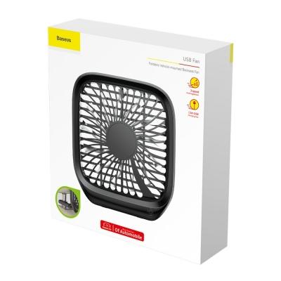 Baseus Foldable Vehicle-mounted Backseat Fan