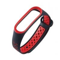 Apyrankė Xiaomi Mi Band 4 / Mi Band 3 raudonas