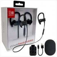 Belaidė laisvų rankų įranga Dr. Dre PowerBeats3 Wireless juoda originali (new unpacked)