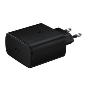 Įkroviklis ORG Samsung Super Fast Charging (Type-C) EP-TA845 (45W) juodas