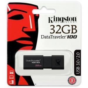 Atmintinė Kingston 32GB USB 3.0