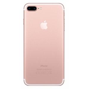 Galinis dangtelis iPhone 7 Plus rožinis (rose gold) pilnas su šleifais ir baterija originalus (used Grade B)