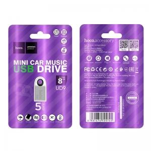 Atmintinė HOCO UD9 Mini Car Music USB 2.0 8GB