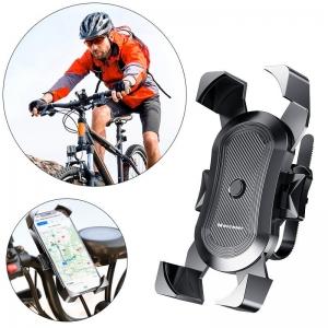 Universalus telefono laikiklis ant dviračio Wozinsky WBHBK2